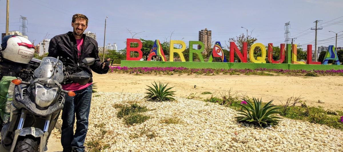 Nice To See Ya,Barranquilla