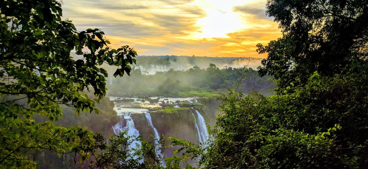 A Lovely View ofIguazu