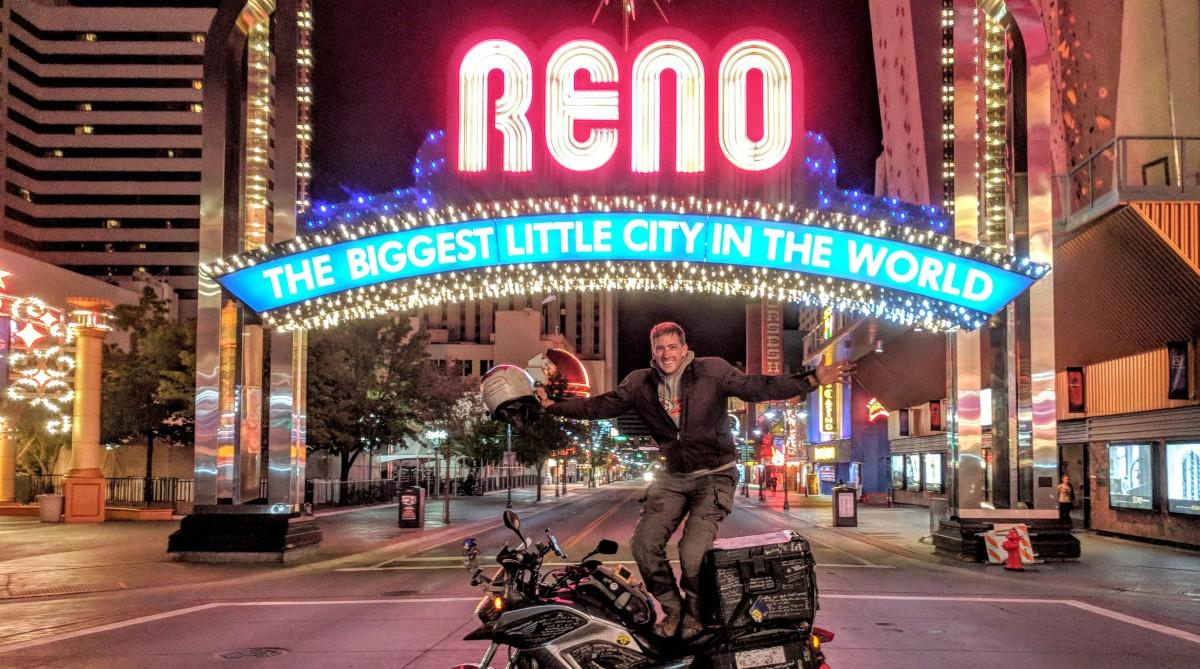 Sparkling in Reno